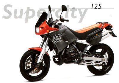 Cagiva Supercity 125 1995