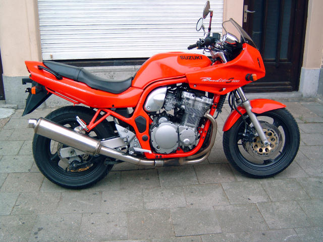 Suzuki GSF 600 S Bandit 1995