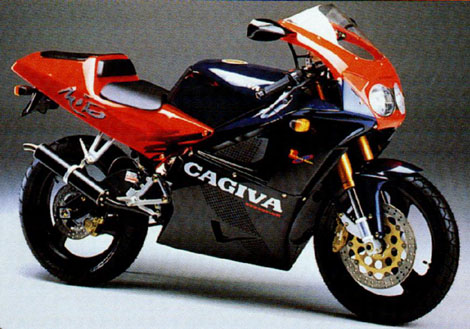 Cagiva Mito 125 - Lawson 1994