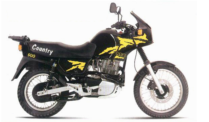 MZ Country 500 1994