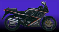 Yamaha FZ 750 KT (Europe) 1994