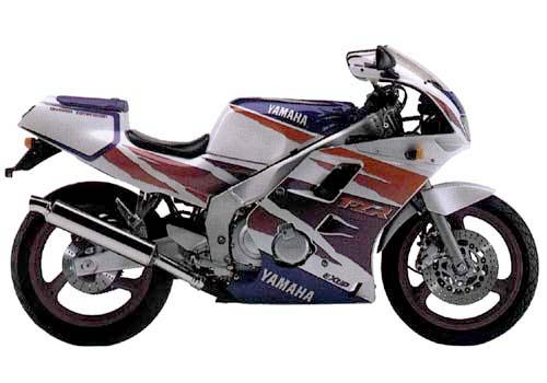 on 1994 Xt 200 Yamaha