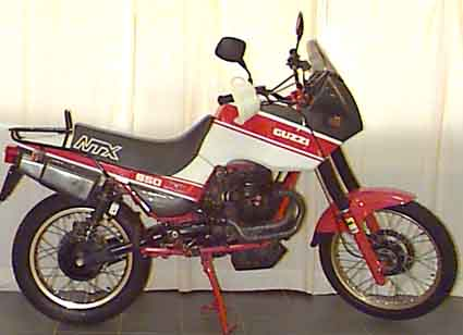 Moto Guzzi NTX 650 1993