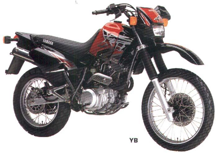 Yamaha XT 600 E 1992