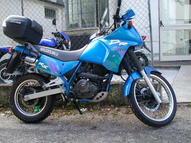 Suzuki DR 650 RS 1990