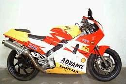 Honda VFR 400 R NC24 1988