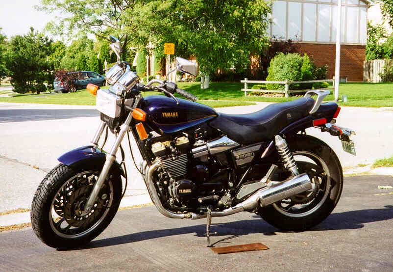 Yamaha Yamaha YX 600 Radian 1988