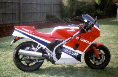Honda VF 1000 R 1986