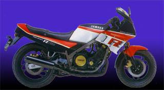 Yamaha FZ 750 AE (U.S.) 1986