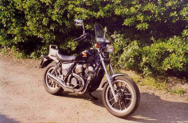 Honda VT 500 C 1985