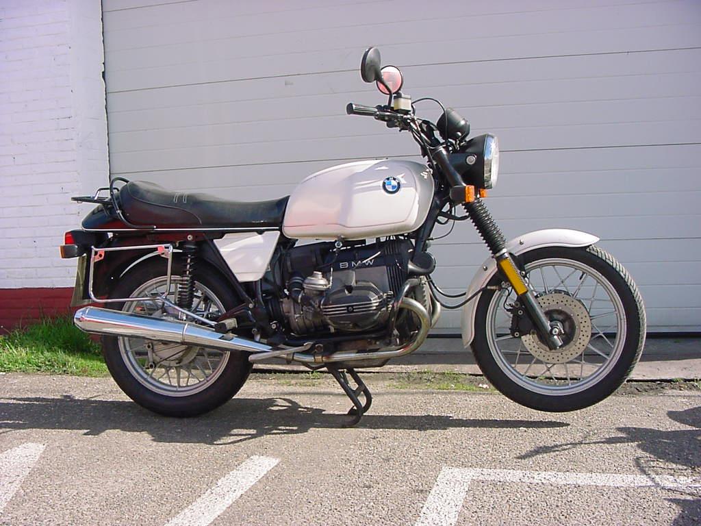 BMW R 100 1984