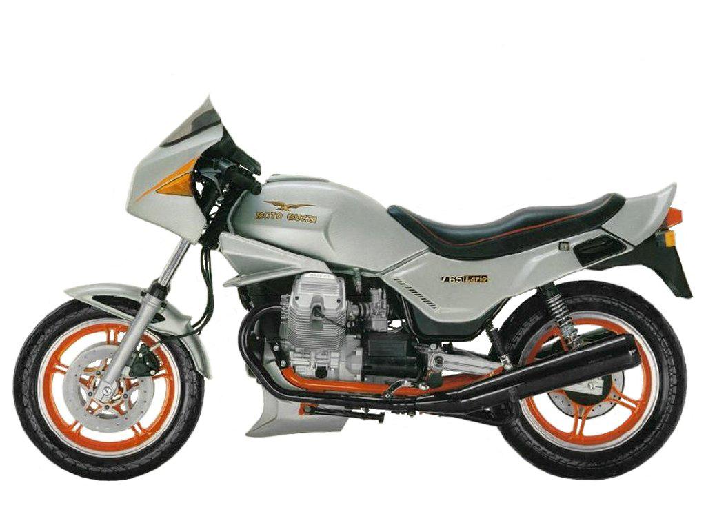 Moto Guzzi V 65 Lario 1984