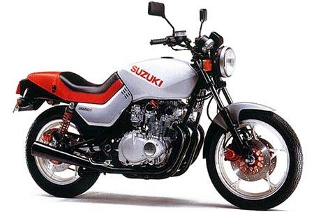 Suzuki GS 650 G Katana 1983