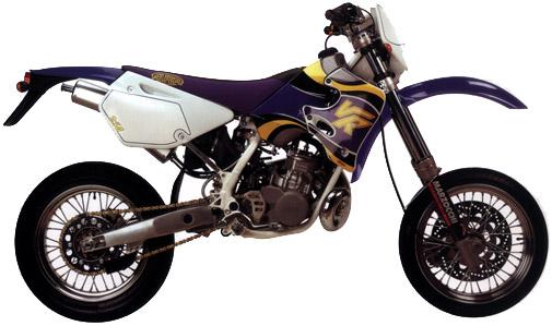 Alfer VR 2000 Supermoto 2003