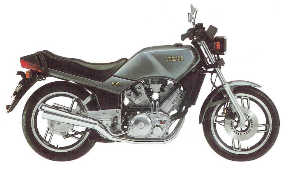 Yamaha XZ 550  1982