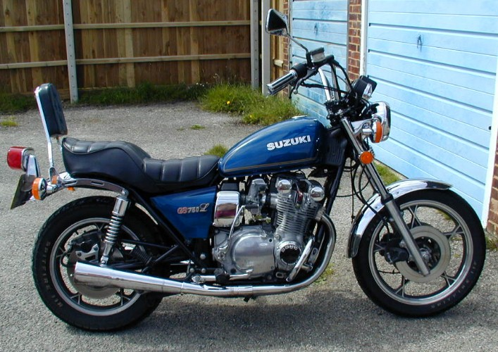 Suzuki GS 750 L 1981