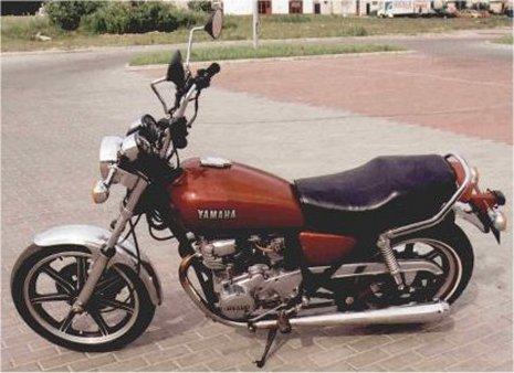 Yamaha XS 400 SE 1980