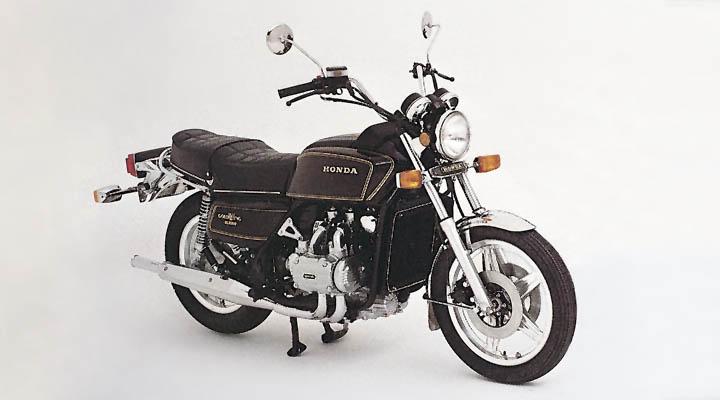 Honda GL 1000 (K3) 1979