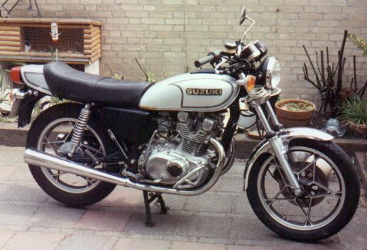 Suzuki GS 400 E 1977