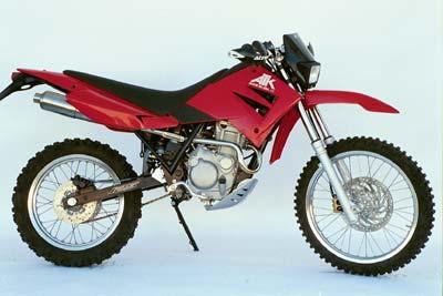 ATK 125 4-stroke 2003