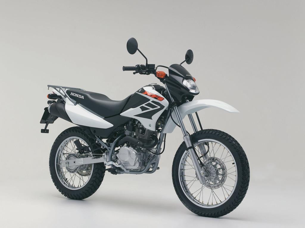Honda XR 125 L 2008