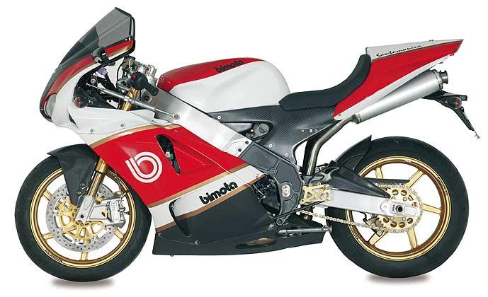 Bimota SB8K Santamonica 2006