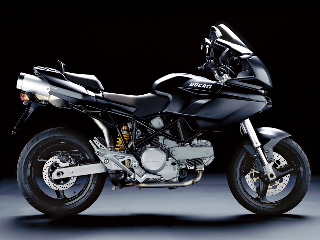 Ducati Multistrada 620 Dark 2006