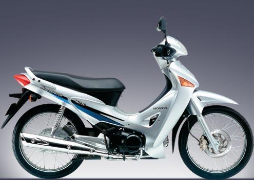 Honda ANF125 Innova 2006