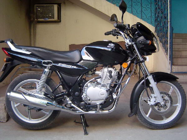 Bajaj Discover 2005