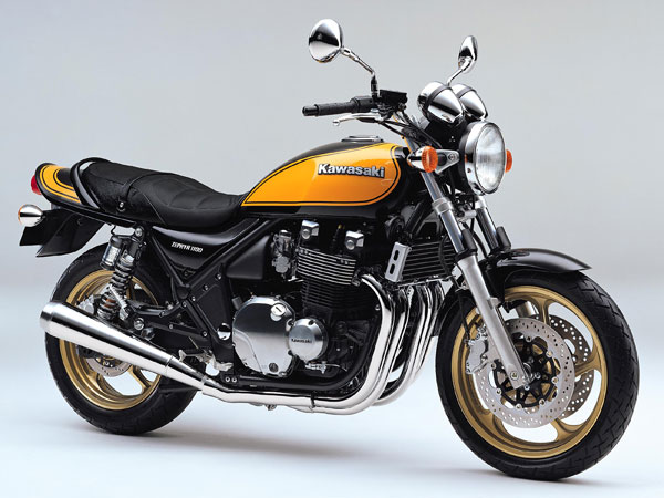 Kawasaki Zephyr 1100 2006 Motorcycles Specifications