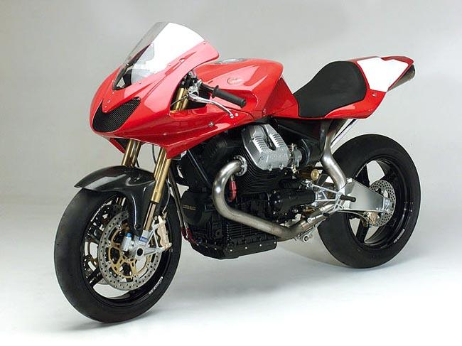 Moto Guzzi MGS-01 Corsa 2006