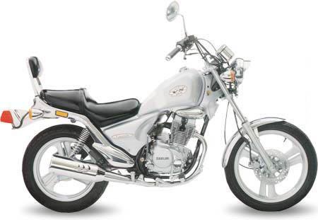 Daelim VS 125 2002