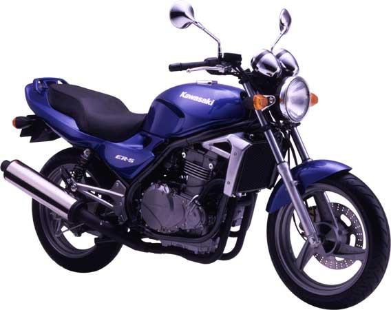 Kawasaki ER-5 2005