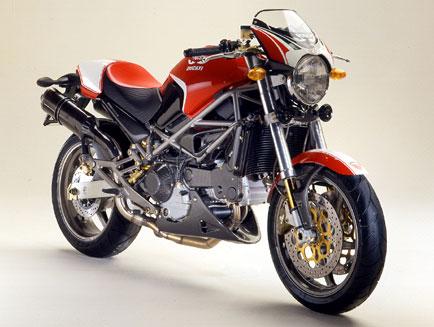 Ducati Monster S4 Fogarty 2002