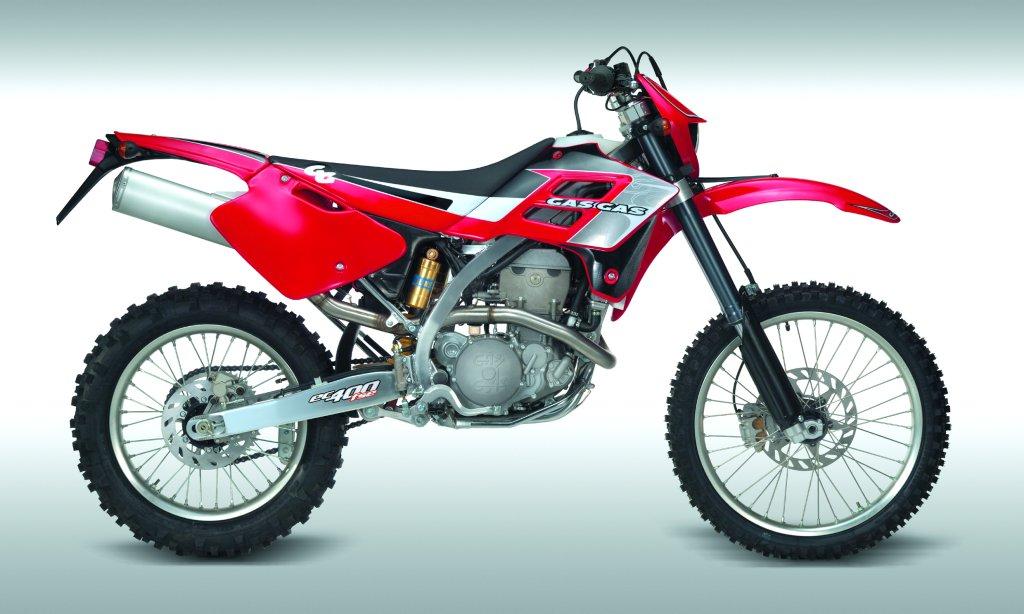 Gas-Gas EC 400 FSE 2002