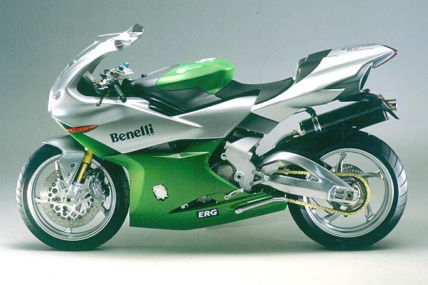 Benelli Tornado Tre 900 LE 2001