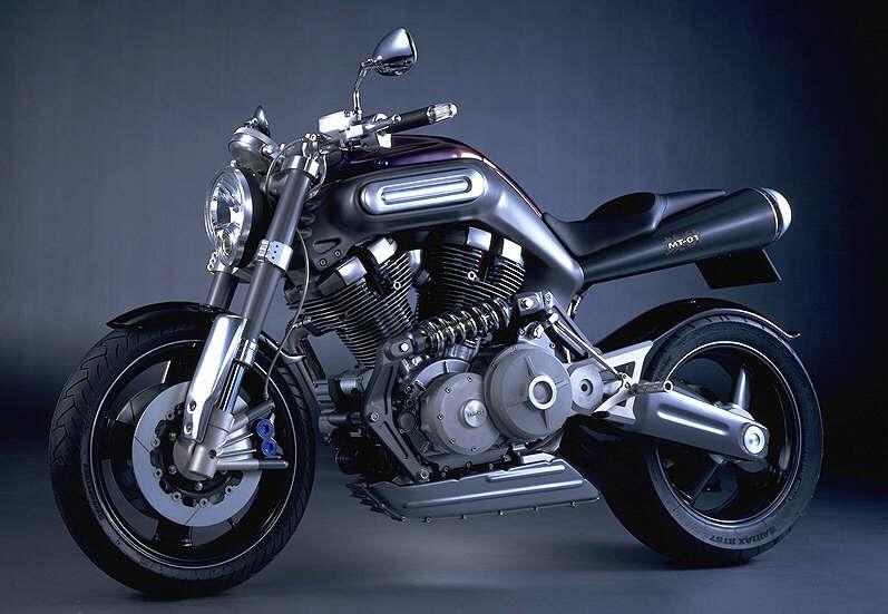 Yamaha MT-01 2005