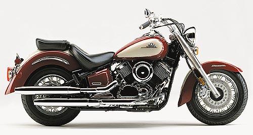 Yamaha XVS 1100 Dragstar Classic 2005