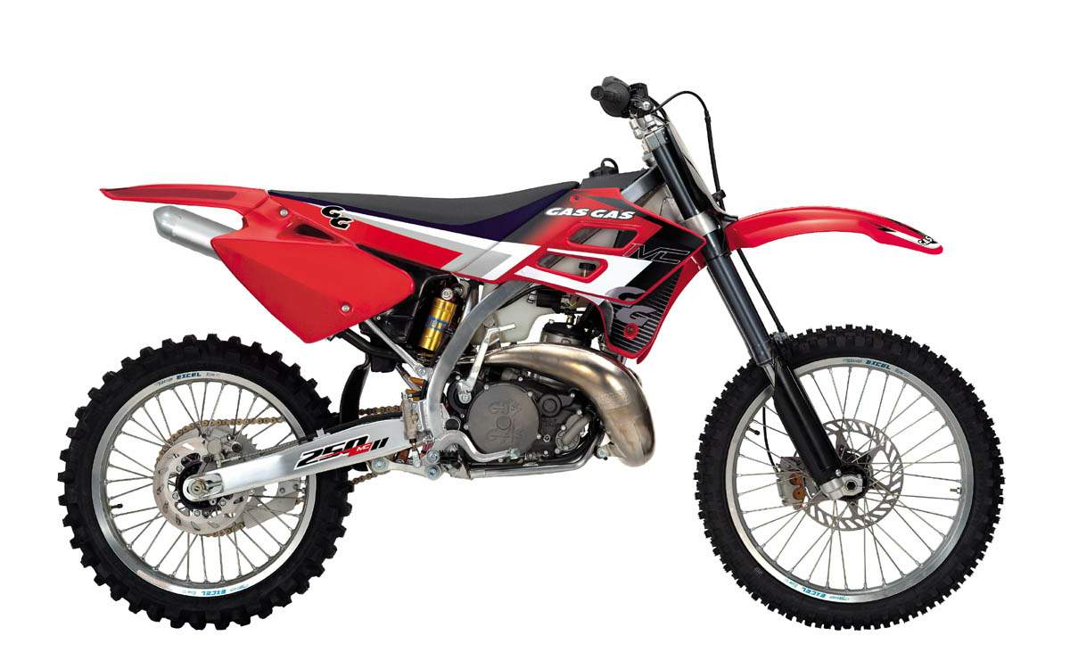 Gas Gas MC 250 2004