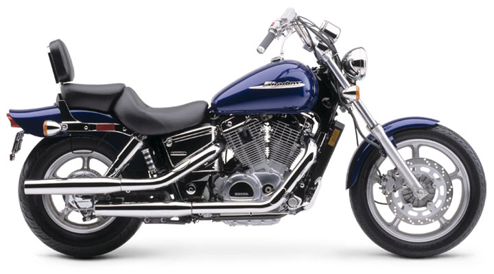 Honda VT 1100 C Shadow Spirit 2004