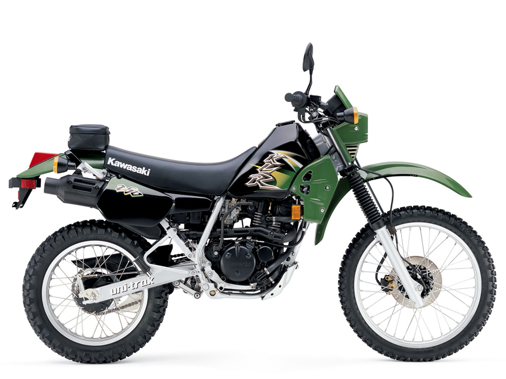 Kawasaki Klr 250 2003 Motorcycles Specifications
