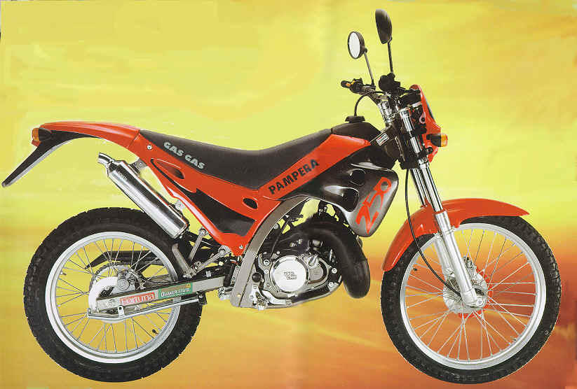 Gas-Gas Pampera 250 2001