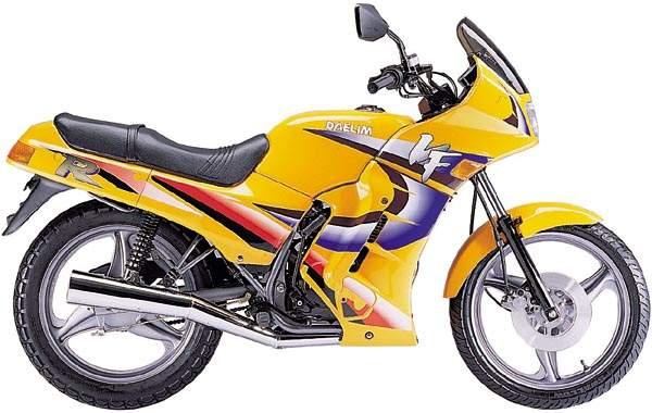 Daelim VF 125 2000