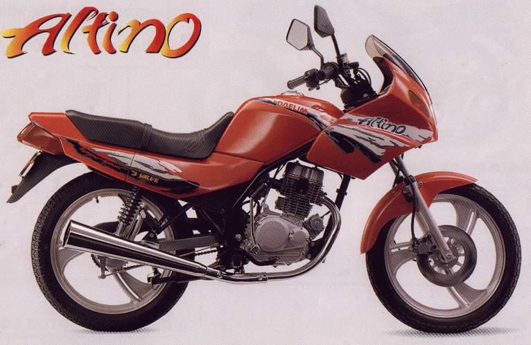 Daelim Altino 100 1999