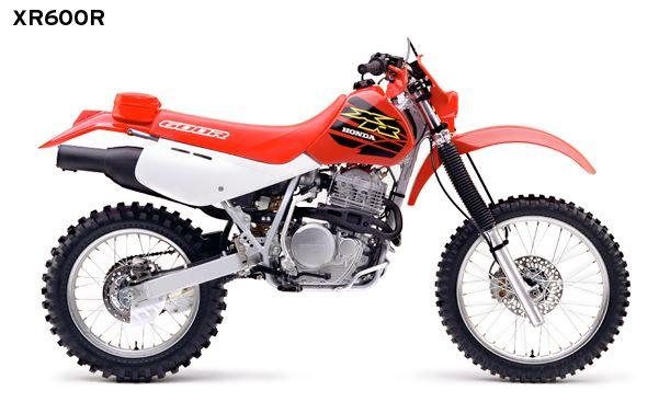 Honda XR 600 R 1999