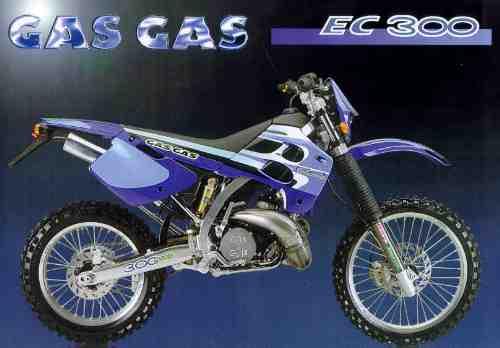 Gas-Gas EC 300 1998