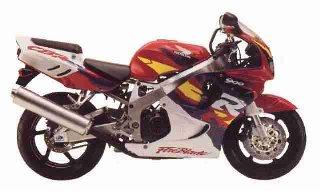 Honda CBR 900 RR Fireblade 1997