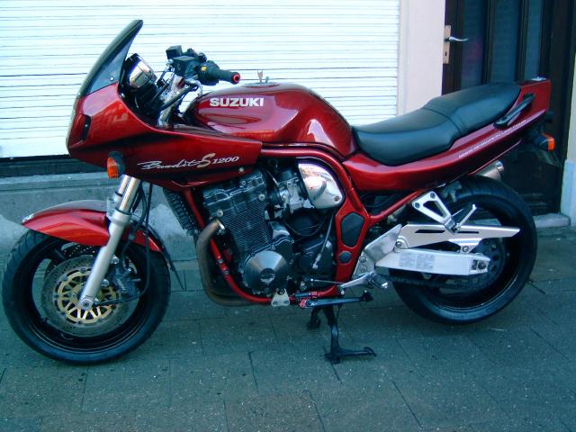 Suzuki GSF 1200 Bandit S 1997