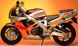 Honda CBR 900 RR Fireblade 1995
