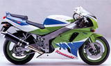 Kawasaki ZXR 750 1995